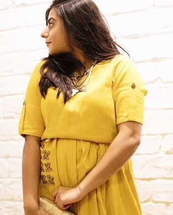 NamaSlay The Blog : Sunshine | Avni Bhuva Upcoming story on our blog! Check here: http://bit.ly/2iHNT9g  #NamaSlayTheBlog #fashionblogger  #fashion #indianblogger #streetstyle #mumbai #summer #summerstyle #casual #sunshine #yellowdress  #classy #party #brunch #brunchlook #brunchoutfit #brunchoutfit #brunchdatelook  #avnibhuva #hairdramaco #goldnecklace #party #brunchlook #businesscasual #date #datenight #dateready #pinklipstick #daytonight #natural-look #photoshootdiaries #fashionphotography #roposo #stylingideas #roposostylefiles #mumbaifashionblogger #mumbai #whatiwore #soroposolove #hashtaggameon #thevisionaries #fun #mystylemantra #rocknshop #summerfashion #photography #streetstyle #picoftheday #model #fashiondiaries  #followme #designer #love #fashionblogger #summer #ropo-love #summer-style #roposo #roposolove #swag  #stylingtips