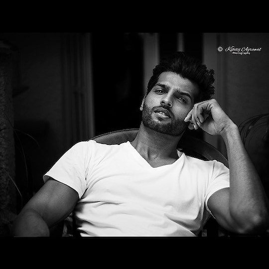 """Don't be so quick to judge me. You only see what I choose to show you.""  Photographer - @kshitij_agrawal    #mrindia  #rahul  #rahulrajasekharan  #blackandwhitephotography  #mensstyle"