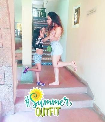 #nieceauntduo #summeroutfit