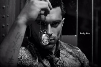 @iamksgofficial for #RockyStar #AW17  Shot by @rambherwaniproductions  Creative direction by @retesh_retesh  Styled by @beezsharma  Make up by @kapilbhalla Location courtesy #lordofthedrinks @lotdandheri Komal Lath Shoes by @metroshoesindia  Rocky Star Delta House 18th road Khar Mumbai #fashionstore #couture #handcrafted #fashionblogger #fashionblog #instafashion #fashiondiaries