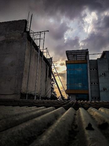 evening bliss #capturedchannel #roposocapture #roposodaily #ropotrait #nature