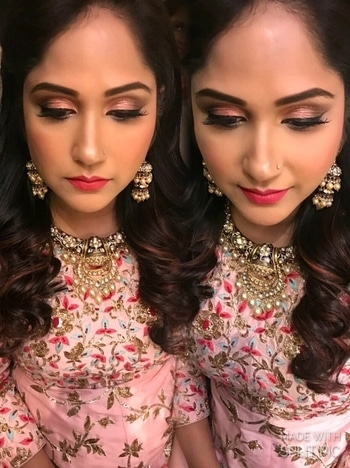 #partymakeup #makeoverbymanleen #pinkispink #indianwedding #eyes #lovewhatido #makeoverbymanleen  . . . Bookings open! Call at 9910192751 and block your dates now!  #popxowedding #zowed #wedilicious #weddingsutra #shaadisaga #shaadimagic #bigindianwedding #wedmegood #weddingchamber #weddingzin #wedabout #weddings #bride #bridesofindia #indianweddings  #indianbride #picoftheday #photooftheday #pictureoftheday #beautiful #beauty #eyes #indianwedding #weddingphotography #makeoverbymanleen #lovewhatido #tygod ❤️🙏🏻
