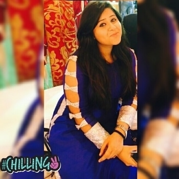 #myfirststory #bluedress #weddingdiaries #bowsleeves #chilling