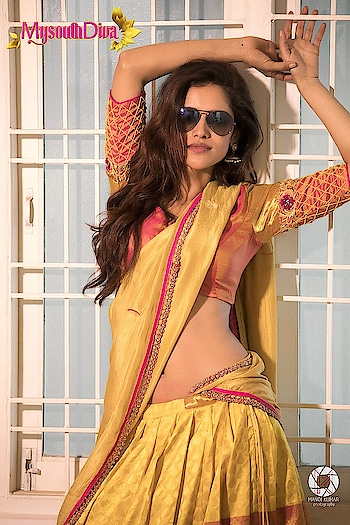 Miss India Asia pacific vartika Singh slaying it away in our lehenga for southdiva calendar shoot!! #archithanarayanamofficial #missindia #asiapacific #vartikasingh #bridalcouture #traditional #stylish #slaying #itsway #calendershoot #stunner #southdiva