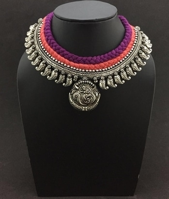 #silver #jewellery #silverjewellery #ethnic #traditionallook #antiquejewellery  To Order DM or Whats app  +91-8284997819