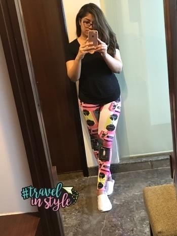 Reached Pink City @jaipurpinkcity wearing the latest #MASABAXKOOVS leggings @koovsfashion For more follow me on instastories and 👻 #happyshivratri 😊 . . . . . . . . . #tfatraveldiaries #travelgram #travelblogger #travelready #travelstyle #koovsxyou #koovsfashion #leggings #ootd #wiwt #lookoftheday #lookbook #potd #picoftheday #fashionblogger #styleblogger #delhifashionblogger #styleinspiration #instadaily #instapic #jaipurcity #jaipur #followme #thefashionalgorithm #letstalktrend #popxodaily #travelinstyle