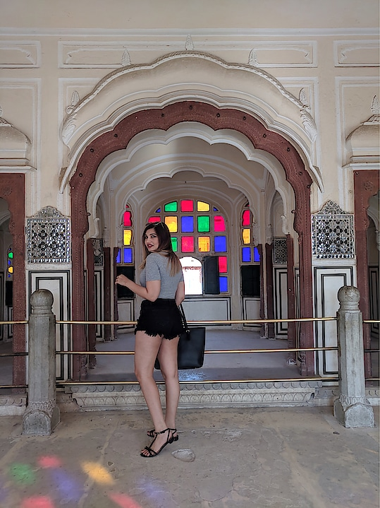 Hawa Mahal #travelblog #travel #roposotravel #jaipur #rajasthan #traveldiaries #beautiful #soroposo #roposolove
