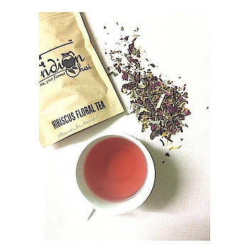 🌺 Not Just A Cup Of Tea! . . 🌺 Tea has always been an important part of my daily routine.My current tea obsession is this Hibiscus Tea by @theindianchai .It contains powerfull anti-oxidants that helps you stay healthy and fit.The flavour is just in right amount to make you feel relaxed after an exhausted day! You just can't understand the power of Floral teas until you try them!😅 . . 🌺 Hit ❤️ if you also love floral teas! And dont forget to checkout @theindianchai for more variant of teas and keep following @because_be_beautiful 💕 . . #blogger #productreview #beautyblogger #beautyquotes #lifestyle #health #quotes #giveaway  #love #bloggersofinstagram #indiblogger #kolkatablogger  #instagood #instalikes #instafollow #like4like #followforfollow #kolkata #likeforfollow #bloggerlife #behappy #beyou #becausebebeautiful