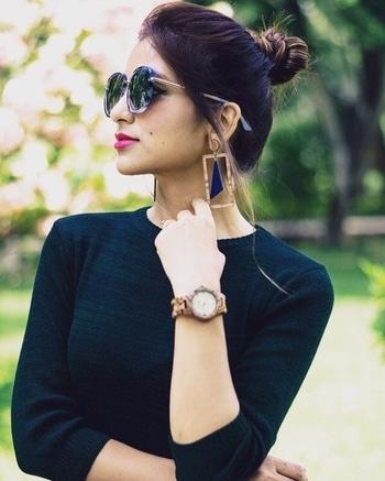 Checked my new post yet? Head to www.fashionistha.com #fashionblogger #styleblogger #indianblogger #puneblogger