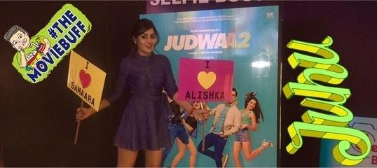 Thankyou for your lovely gesture and invitation for judwaa 2 premier Mrs. Nadiadwala ...❤️😘🤗 My heartiest congratulations for the success of Judwaa 2 . May this film become most successful film of the year.... ..with lots n lots of love n affection from Rehaa Khann... Kill it @Varun Dhawan...❤️ #RehaaKhann #DohaQatar #Mumbai #Bollywood #Tollywood #Model #Actress #Rehaablogger #Rehaaqueenlife #Rehaapublicfigure #Rehaastylefile #Rehaafashion #Rehaawithclass #Starsnight#Movietime #Judwaa 2 #Varundhawan #jacquelinefernandez #Taapseepannu #Sonakshisinha #Akshaykumar #Kritisanon #Karanjohar #Aliabhatt #Anupamkher #Wardanadiadwala #Business #Person #Media #Production #House🏡