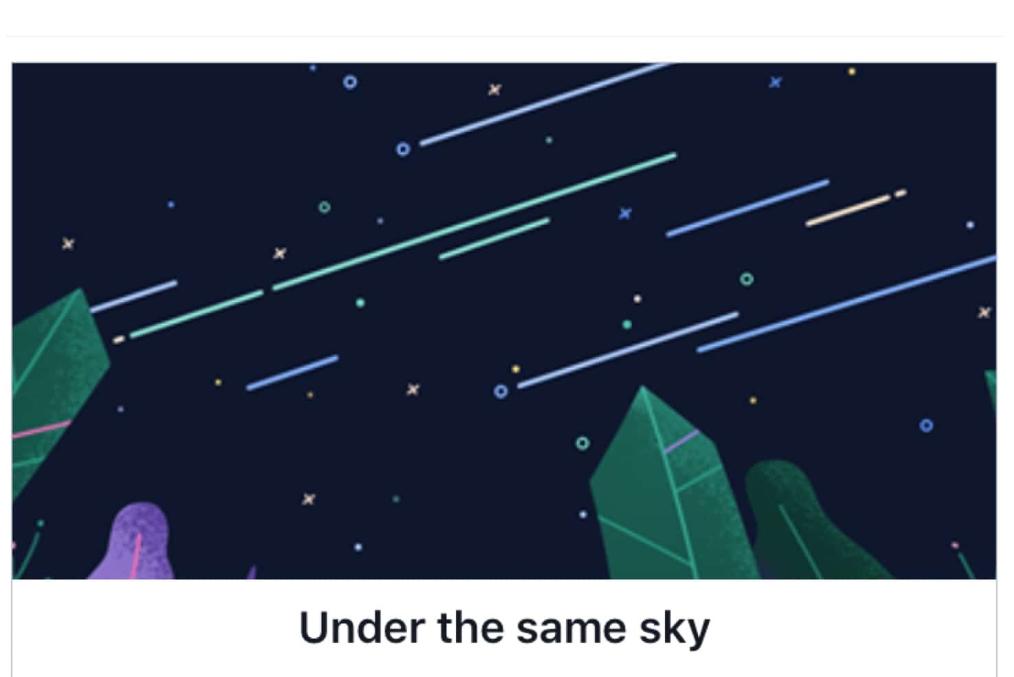 #Tonight's #Geminids #meteor  #shower #will #be #visible #from #every #country #on #Earth. #If #get #to #see #this #amazing #light #show,#know #that #you'll #be #sharing #it #with #millions #of #fellow #stargazers.  #SalmaMakhdoom