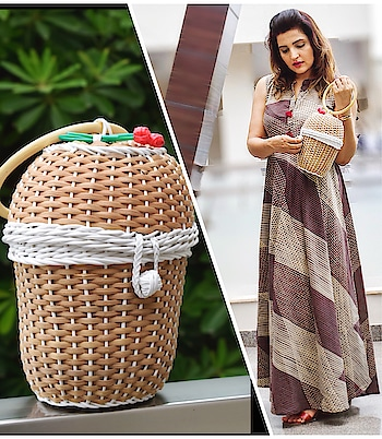 How cute and unique is this @zaraindiaofficial Basket Bag  Love having it in my closet!!! . What more??? It's in SALE RIGHT NOW.. Go grab it before it's gone!!! . #zaraindia #zarainfluencers #basketbag #zarabag #delhiblogger #indianblogger @zara @zarabasic
