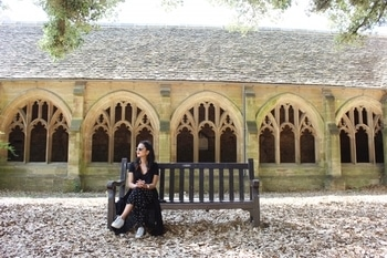 Exploring Oxford!   #harrypottershootlocation #ootd #whatiwore #ukdiaries #nainaruhailtravels #oxforduniversity