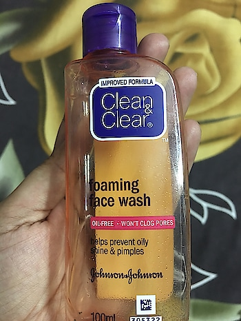 #clean&clear#facewash#empty#used#bestforoilyskin#acneproneskin#alreadyusingotherbottle#recommended#followme#query#commentplz#followme#❤️