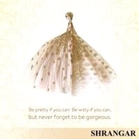 You look Better when you feel good on the inside. Visit us at http://www.shrangar.com                         #shrangar #chandnichowk #bridalwear #delhi #shopnow #designer #potd #style #fashion #lehenga #wedding #ethinic #dress #ootd #styleblogger #fashionista #blogger #fashionblogger #bridal