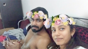 Fun with Cousin sister...  Snapchat stories @brineldmello #stories #snapchat #filters #Fitness #cute #snaps #snapchatfilter #best #fun #fit #cool #happy #happy-enjoying #girl #didi #cousinlove #cousins #cousin #funwithcousin #ffunwithfiters