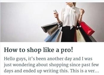 Blogged - link in bio  #shopping #easeshopping #personalshopper #blogger #fashion #style #shoppingmadeeasier