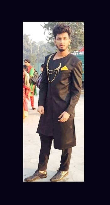 #selfdesigned #sherwanistyle #self-designed #blackdress #menstyleguide  👞 #batafootwear #broochlove #broochitup #menbrooch #menstyleblogger #getthislook #getthisoutfit #star #getthelook #getfamous #getfashionable  #menstyletips #mensclothing #roposo #roposomen #roposo #makeupandfashiondiaries  #partylook #partydress #partywearsuits #selfmadedesign #neckline #hopeforthebest #roposodeals #wedding-suits-designer #inspirationalstyle #thankforyoursupport my friends nd fans #love-yourself #enjoylife #enjoyingeverymoment nd yes #centreofatrraction  ND  #stayhappy #stayclassy #staybeautiful #pleasefollow #pleaselike #PLEASE save GIRLCHILD nd #SAVESTREETDOGS #showstopper #ShaadiSelfie
