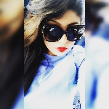 Red me !!!! #red-hot #muaindia #selftaughtartist #makeup #makeupblogger