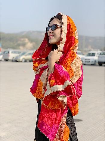Punjabi kudi in punjabi style... : #chandigarh #punjab #sunday #sundayvibes #weekendvibes #sunshine #sunshinegirl #sunnyday #punjabigirl #punjabi #punjabikudi #punjabisuit #desi #desigirl #punjabikudi #happyday #nadasahib #nadasahibgurudwara #chandigarhdiaries #blessed #nehamalik #model #actor #blogger #instagood #instalike