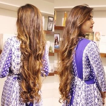 "Since I don't have any revenge to take from anyone so I'd say "" Gorgeous hair is the best accomplishment "" 😉  Work on yourself! Celebrate for yourself!  Wishing you a day as beautiful as you are💖 #plixxoinstablowout #plixxobypopxo  #plixxo @plixxo  . @makeupstoriesbysapnabhati @highonstilettos @mrinalidass13  .  P.S. Watch out for this blogpost to be up next. . . . . .  . . . . . . . . . . #somycoxdreamers   #posers #bohochic #lineronfleek #cateyes #brows #boldandbeautiful  #haircolor  #hairstyling  #balayagehighlights  #hairgoddess #rapunzel #hairgoals #beautifulgirls #beautyblog  #beautifulwoman #indianbeauty  #lifestyleblog  #makeupinspo #hairinspiration  #nyc #london  #beachwaves #mumblogger #delhigram #fashiongram #gorgeoushair #roposohair #hairexperts  #haircolour"