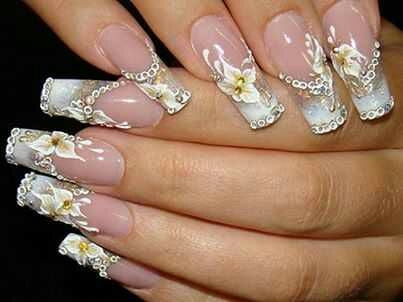 Beautiful Nail Art...♡