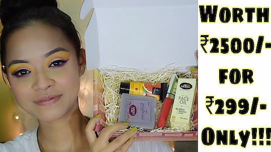 GlamEgo January 2018 Unboxing https://youtu.be/5Ad_fcsfuJo . . . #glamego #beautysubscription #beautysubscriptionbox #affordable #affordablebeautybox #affordablebeautybags #affordablebeautysubscriptionbox #glamegobox #glamegoboxunboxing #unboxing #youtube #youtuber #indianyoutuber #blogger #vlogger #glamegojanuarybox #kolkatayoutuber #kolkatablogger