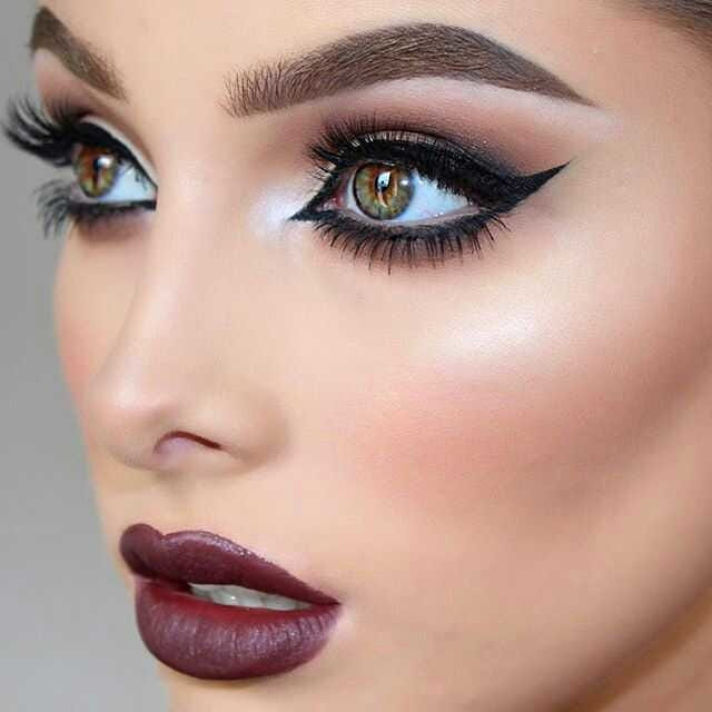 # stunning eyes # smooth lip colour # fabulous # glowing skin #skincare