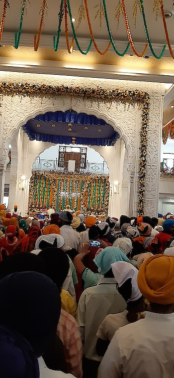 darshn karo Gurudwara shri Almgeer sahib