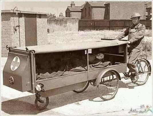 oldage ambulance kandolu