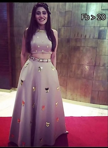lukng beautiful in party... #skirtdress.. #skirtlovers.. #evening-gown.. #gownlook. #gown_love... #pink_saree.. #sareez.. #sareelovers.. #ropo-girl.. #ropo_style.. #ropofashison...