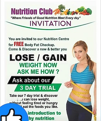 fit & healthy nutrition