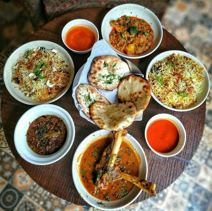 The idea of a festival is indistinguishable without the culture of food.Eid apparently provides us with a rich variety of delicacies from biryani to sheermal.And I definitely can't wait to enjoy a sumptuous meal soon.Happy Eid! #eid #ramadanmubarak #ramadan2017 #foodgasm #foodieforlife #food #foodandculture image courtesy:deep.guha