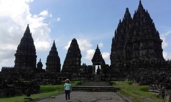 Prambanan Temple #HindiTemple#WonderfulIndonesia#VisitIndonesia
