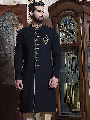 Sherwani shoot