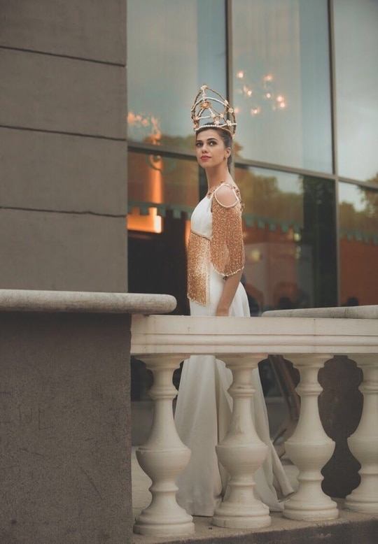 Grecian gown #asifmerchant #hautecouture #designer #greecediaries #gown #fashion