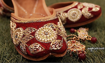 Fashion is part of our culture, and it's about more than just a pretty dresses and Juttis. Combine your adorable pretty dress with www.punjabijuttistore.com amazing Juttis.  #Punjabijuttistore #punjabijutti #jutti #khussa #mojari #footwear #weddingseason #bridemade #groommade #casual #bridetobe #indianwear #ethniclook #indianbride #worldwide ✈️🌍 #makeinindia #punjabiwedding #swagycouples #punjabijodi #blog #bloggers #instapic #instapost #instalike #india #shopnow #bebeautiful #goethnic 💫💫