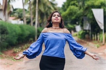 Sometimes a simple walk down the nature trail is enough to invigorate our senses and we forget all our pain and sorrow in the calm and serenity of Mother nature. Top by Minerals @centralandme  Skirt by @forever21  Choker by @hm  Earrings by @jewelgemcollections . . . . . #staycation #like4like #likeforlike #bangaloreinstagrammers #fashiontalk #bloggergirl #fashiontalk #indianstylist #bloggerslife #travelblogger #travelphotography #travelasia #travelporn #asianblogger #indianblogger #bangalorefashionblogger #bangalorebloggers #bloggersofindia #bloggersofinstagram #realindia #travelwithnamrata #myclosetdiary #travelgoals #traveltheworld #travelwithme #travelphoto #indianinfluencer #staystrong #bangalorediaries