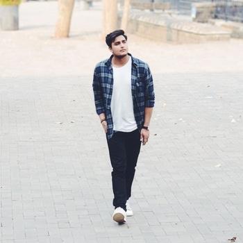 Checks Matters Bro..!!! 😎 • • #stylemattersbro #mensstyle #mensfashion #fashionblogger  #menswearblogger #bloggers #fashion #fblogger #styleblog #mensfashionblogger #fashionbloggers #styleblogger #mensfashionreview #whywhiteworks #instablog #puneblogger #indianfashionblogger #menswear   #minimalist #styleiswhat #womenwear #menwithstyle #mensfashionpost #style #menwithclass #mensshorts #mensfashiontips #mensweardaily #guywithstyle #dapper