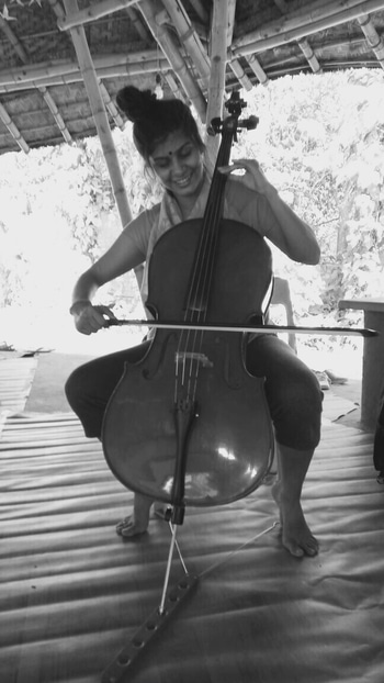#In the moment  . . . #musiclove #instruments #cellist