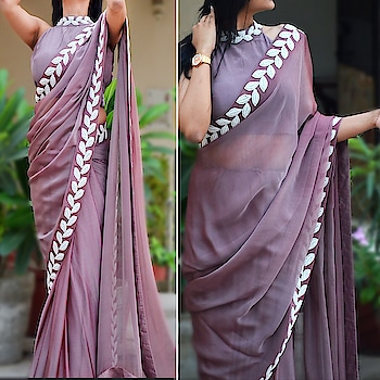 Bespoke pearl work on a silk chiffon saree❤️ Reach out to us at contact@colorauction.com or DM for price and other details. Check out our exclusive collection only at https://colorauction.com  #bespoke#pearl#handembroidery#mauve#handwork#ethnic#silk#customized#customizedesign#ootd#ootdfashion#womenclothing#stylepost#trending#ontrend#whatstrending#handembroidery#fashionpost#trends#exclusive#exclusive_shots#fashionphotography#weddingseason#weddingdiaries#startup#startuplife#saree