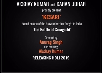 Akshay kumar and Karan johar coming up with this amazing movie. A must watch movie guys Credits - Akshay kumar's Instagram profile   #bollywood #filmistan #bollywoodstyle #bollywoodstar #bollywoodlocations #bollywood actor #bollywoodgossip