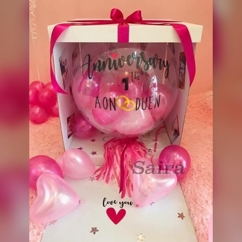 #staytuned With @saira7795  Suprise birthday nd anniversary box gift🎁 💕 with lights nd without lights✨  Dm for book orders hot selling gift book order fast new in trend☺ #suprisebox #suprisegift #birthdaybash #birthdaygifts🎁 #anniversarygift #handmadegifts #handmadefashion #handmadewithlove #handmadeisbetter #trendingnow #stylish #happiness #spreadlove #lovemywork #blessed #shoppingonline #instagood #instagram #instaartist #instalove #art #creativity #creations  #orderonline #dmfororders📥