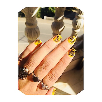 🧚🏻♀️ .  . •MERAKI• - to do something with soul, creativity, love; to put something of yourself in your work. . . #nailart #nailswag #nails #creative #nailedit #nailartaddict #nailscreativity #lovenails #happynails #photooftheday #bestoftheday #photo #love #smile #happy #ropo-love #roposo-fashiondiaries