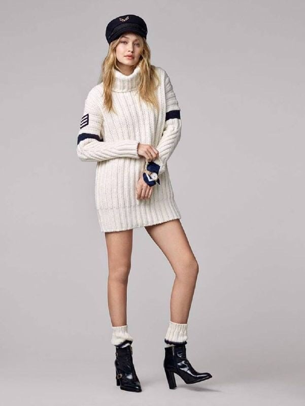 Update your wardrobe with these quintessential range from the most awaited collaboration of supermodel GIGI HADID with TOMMY HILFIGER