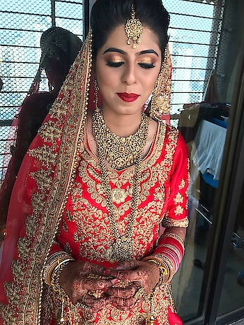 #sikhbride #makeupbyavideol