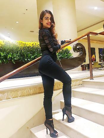 Always Know That You Are Loved , Beyond Measure , Unforgettably Loved... 😍😍✌️ : #allowyourselftobeloved #stayhappy #youdeservethebest  #youdeserveit #loveyourself #love #happyface #happygirl #happysunday #sundayvibes #mood #sundaymood #smile #candid #walking #moodygram #jwmarriott #juhu #mumbai #nehamalik #model #actor #diva #blogger