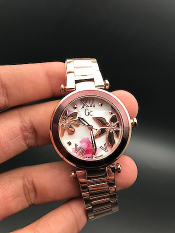 Gc for her  High QUALITY  Price-5000 #woman #womensfashion #womensfitness #womenswear #womenshoes #womenstyle #womensbest #womensfashion #womenswatches #womenswatch #womenshopping #womenstreetstyle #watches #watchshop #watchsale #shop #watchs #photoshoot #photography #ftafashions #fashion #mensfashion