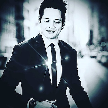 When ur happy it's seen on ur face ❤️❤️❤️ Photoshopped n how 😘😘😘 Loving the look 😍😍😍 pic credit @priya.cris5 #picartedit #picart #newlook #photoshopped #suit #dapper #dapperday #blessed