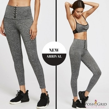 Shop from our stunning New range of YOGA and GYM wear leggings |   Cash on Delivery with Free Shipping | Shop these looks and many more exclusively via our official web address @ www.poshgrid.in |  #poshgrid #fashion #style #trending #india #fashionbloggerindia #trendy #dresses #fashiondiaries #vogue #classy #trendalert #womensfashion #girls #women #jeggings #joggerpants #joggers #leggings #yogapants #sportygirl #yoga #activewear #health #gymwear #yogainspiration #pants #fitness #fitgirls
